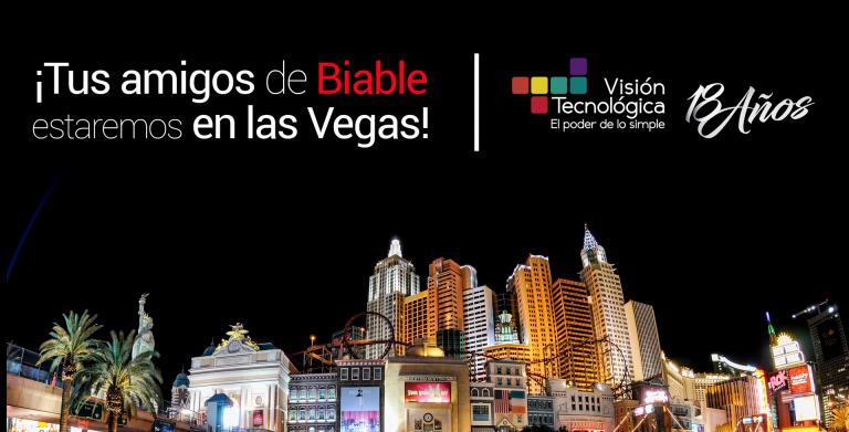 Visión Tecnológica en las Vegas